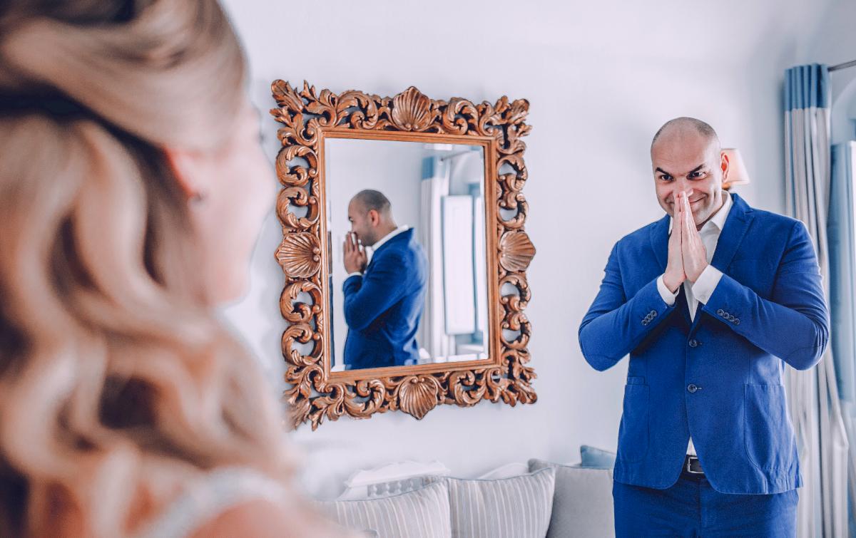Екатерина и Артем: свадьба на санторини, свадебное агентство Julia Veselova - Фото 3