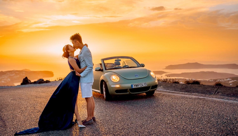 Sugar and Joe: свадьба на санторини, свадебное агентство Julia Veselova - Фото 9