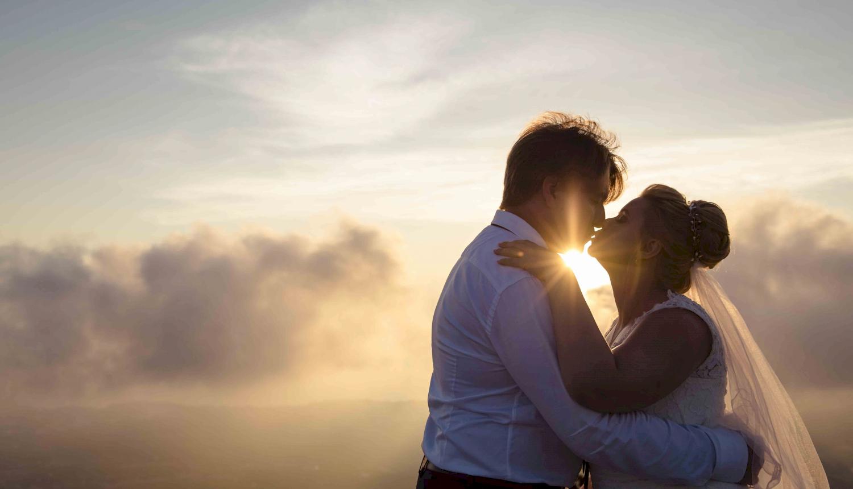 Дарья и Яков: свадьба на санторини, свадебное агентство Julia Veselova - Фото 21