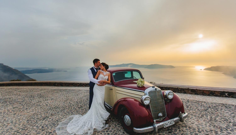 Юлия и Максим: свадьба на санторини, свадебное агентство Julia Veselova - Фото 17