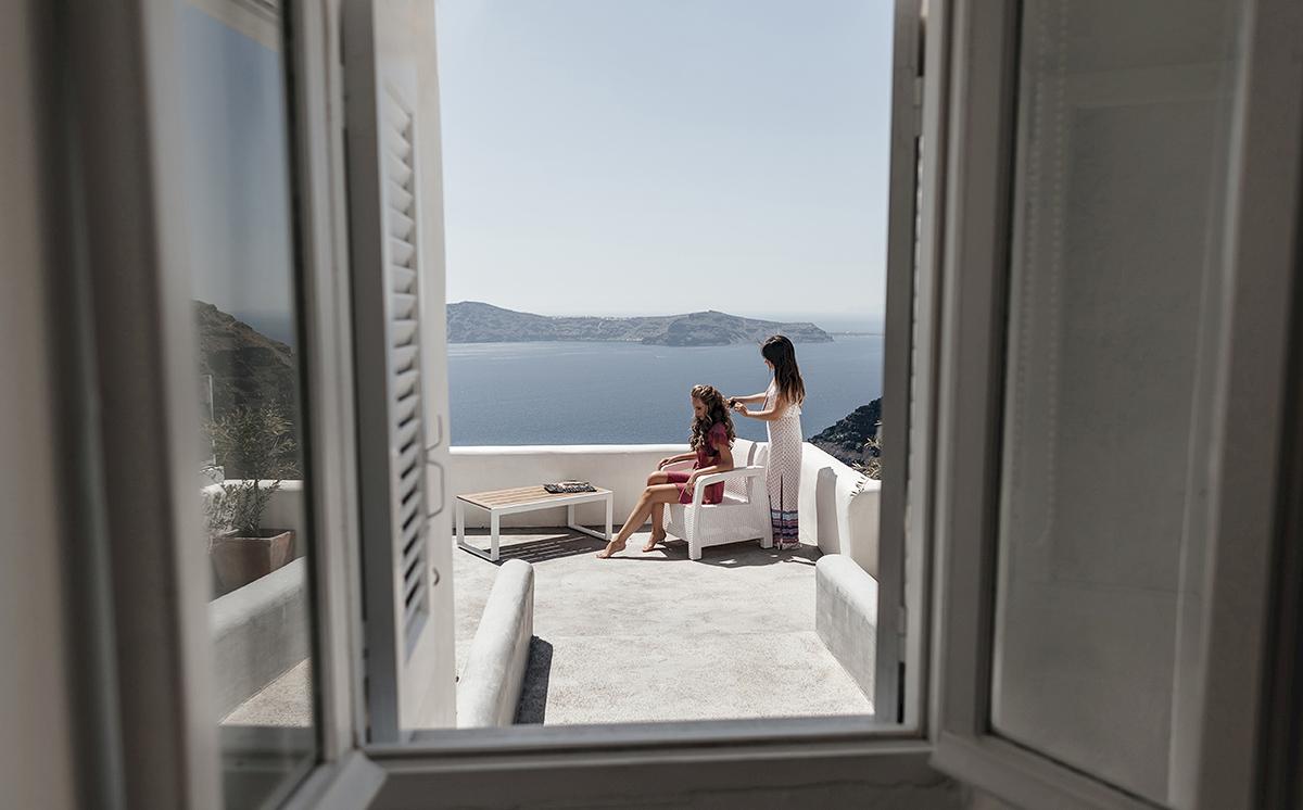 Жанна и Адриан: свадьба на санторини, свадебное агентство Julia Veselova - Фото 1