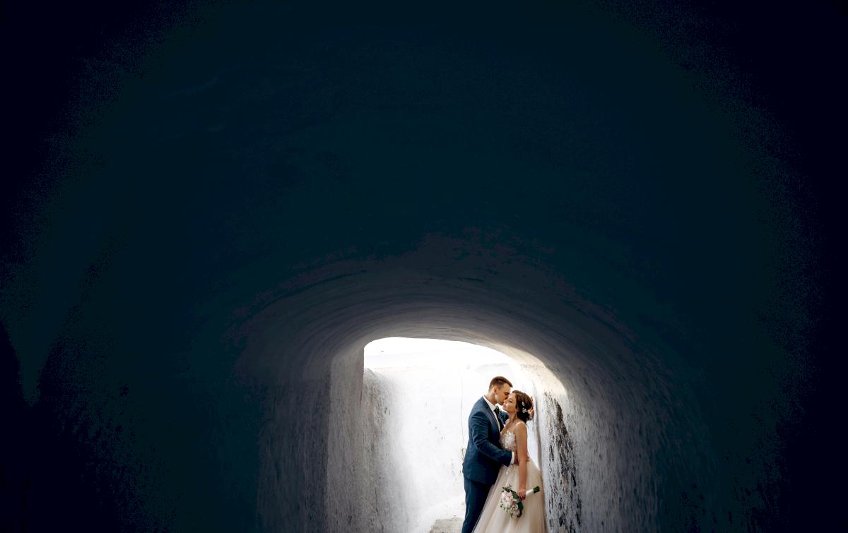 Юлия и Ярослав: свадьба на санторини, свадебное агентство Julia Veselova - Фото 15