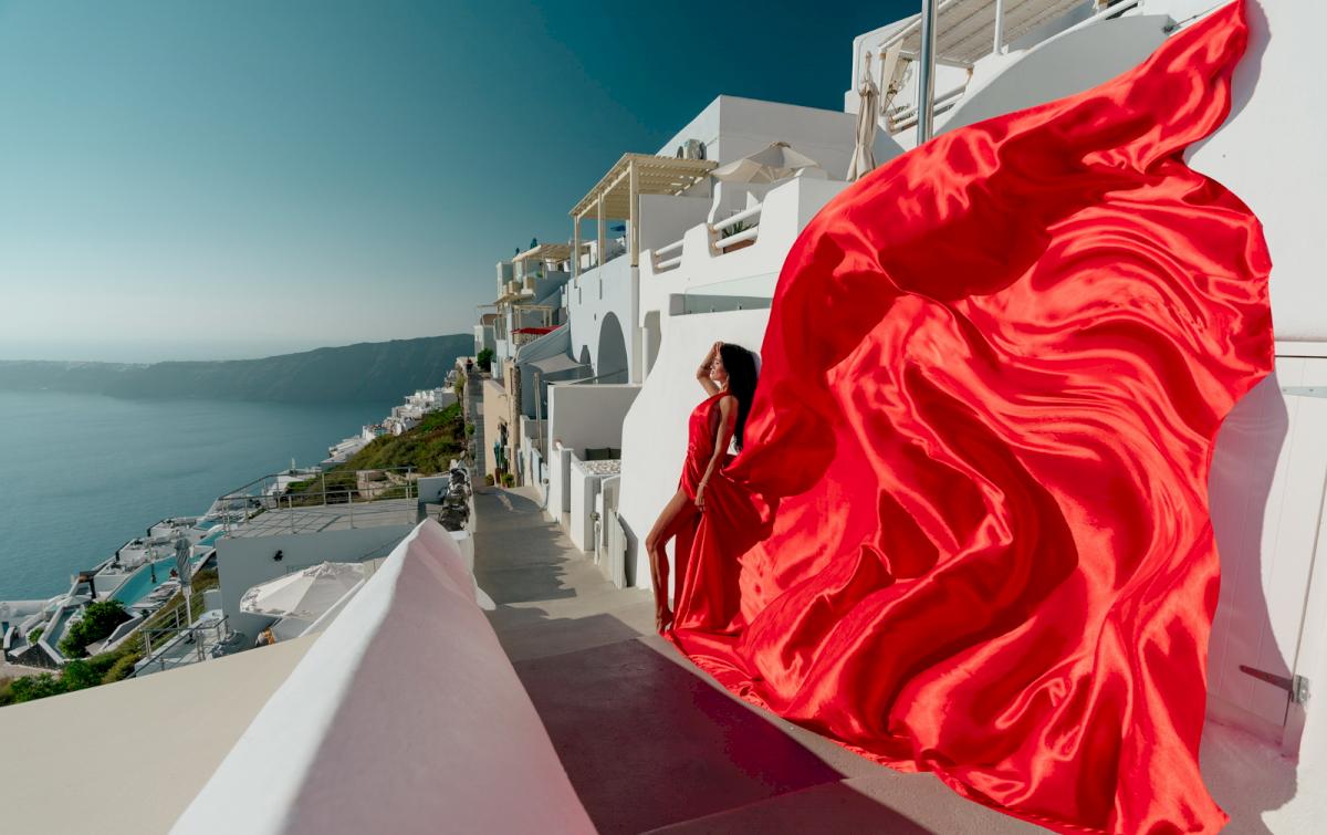 Линда: свадьба на санторини, свадебное агентство Julia Veselova - Фото 7