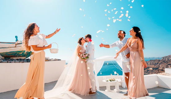 Making a wedding abroad