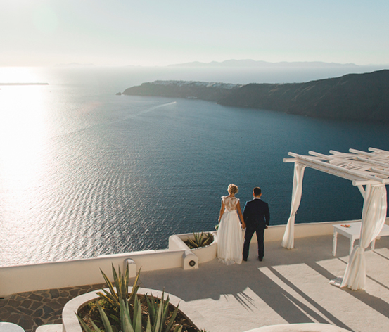 Where you can beautifully celebrate a wedding abroad