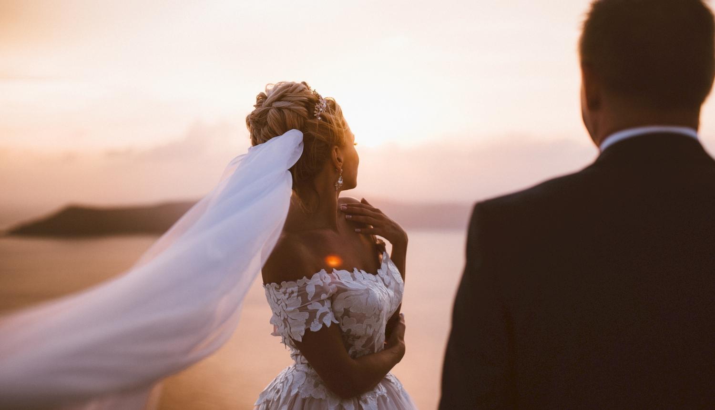 Darya & Jason: свадьба на санторини, свадебное агентство Julia Veselova - Фото 10