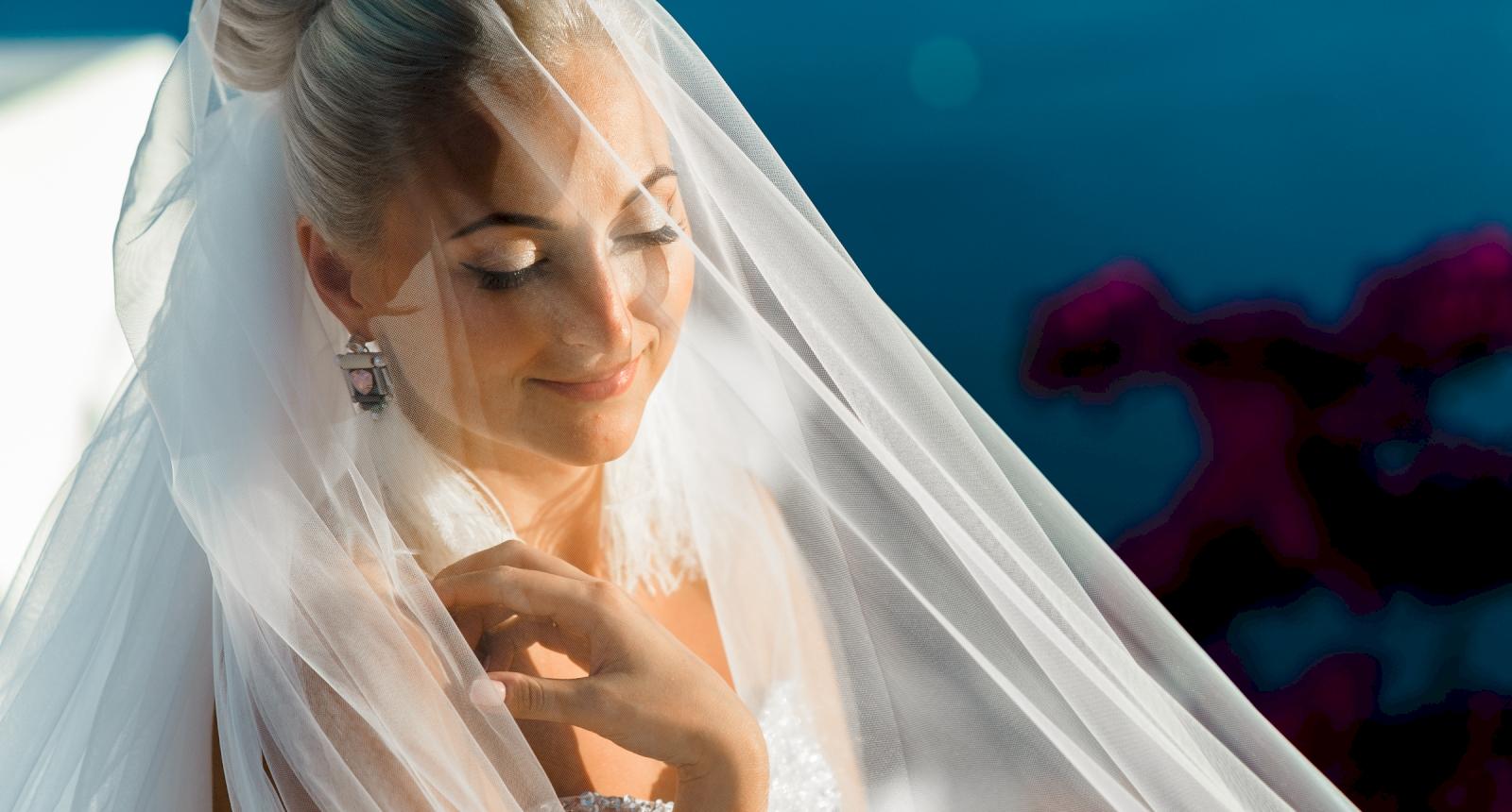 Екатерина и Дмитрий: свадьба на санторини, свадебное агентство Julia Veselova - Фото 3