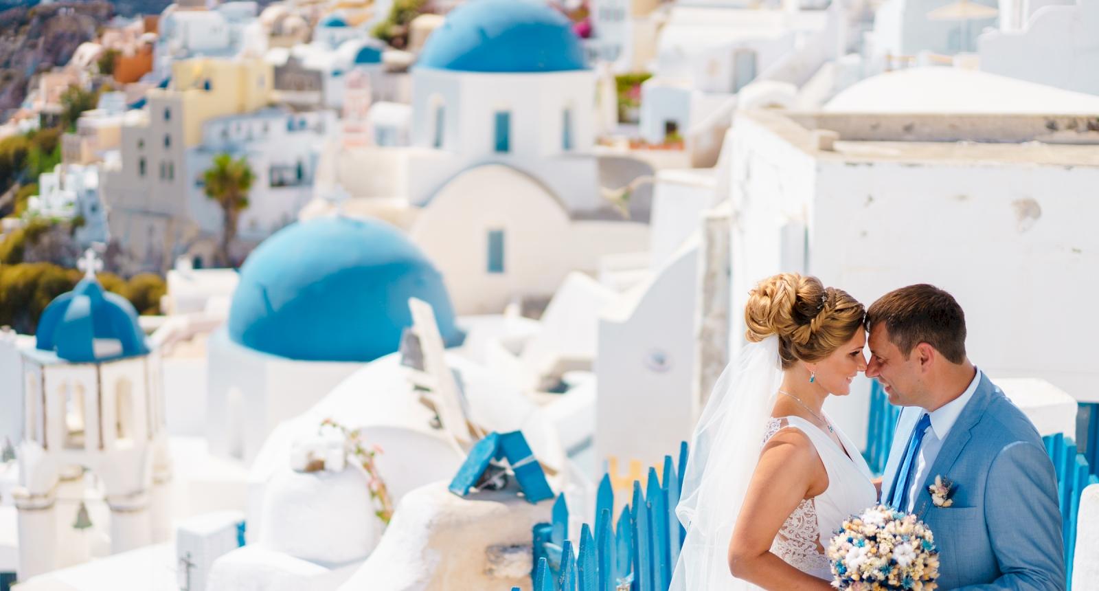 Мария и Алексей: свадьба на санторини, свадебное агентство Julia Veselova - Фото 7
