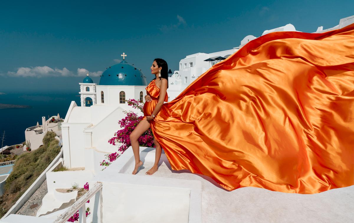 Жасмин и Эрик: свадьба на санторини, свадебное агентство Julia Veselova - Фото 9