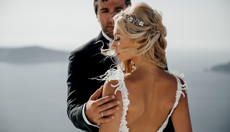 Натали и Левон: свадьба на санторини, свадебное агентство Julia Veselova - Фото 14