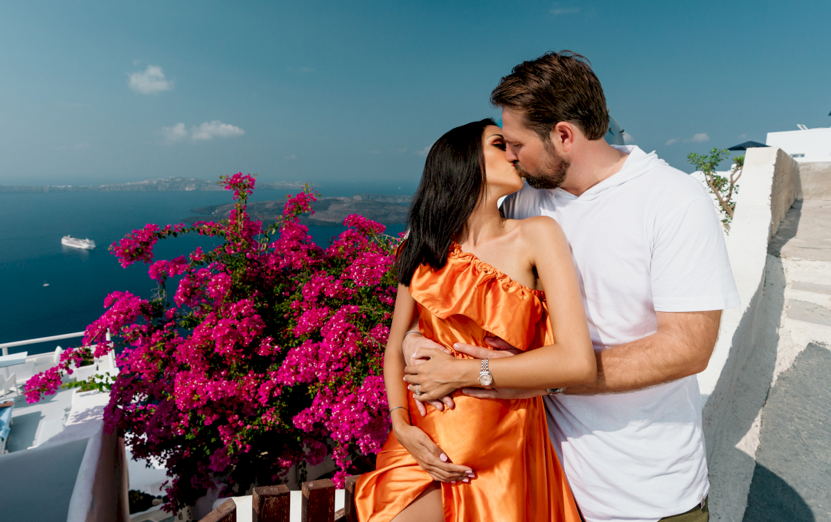 Жасмин и Эрик: свадьба на санторини, свадебное агентство Julia Veselova - Фото 12