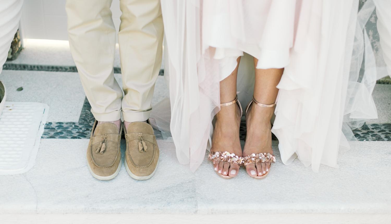 Алеся и Максим: свадьба на санторини, свадебное агентство Julia Veselova - Фото 7