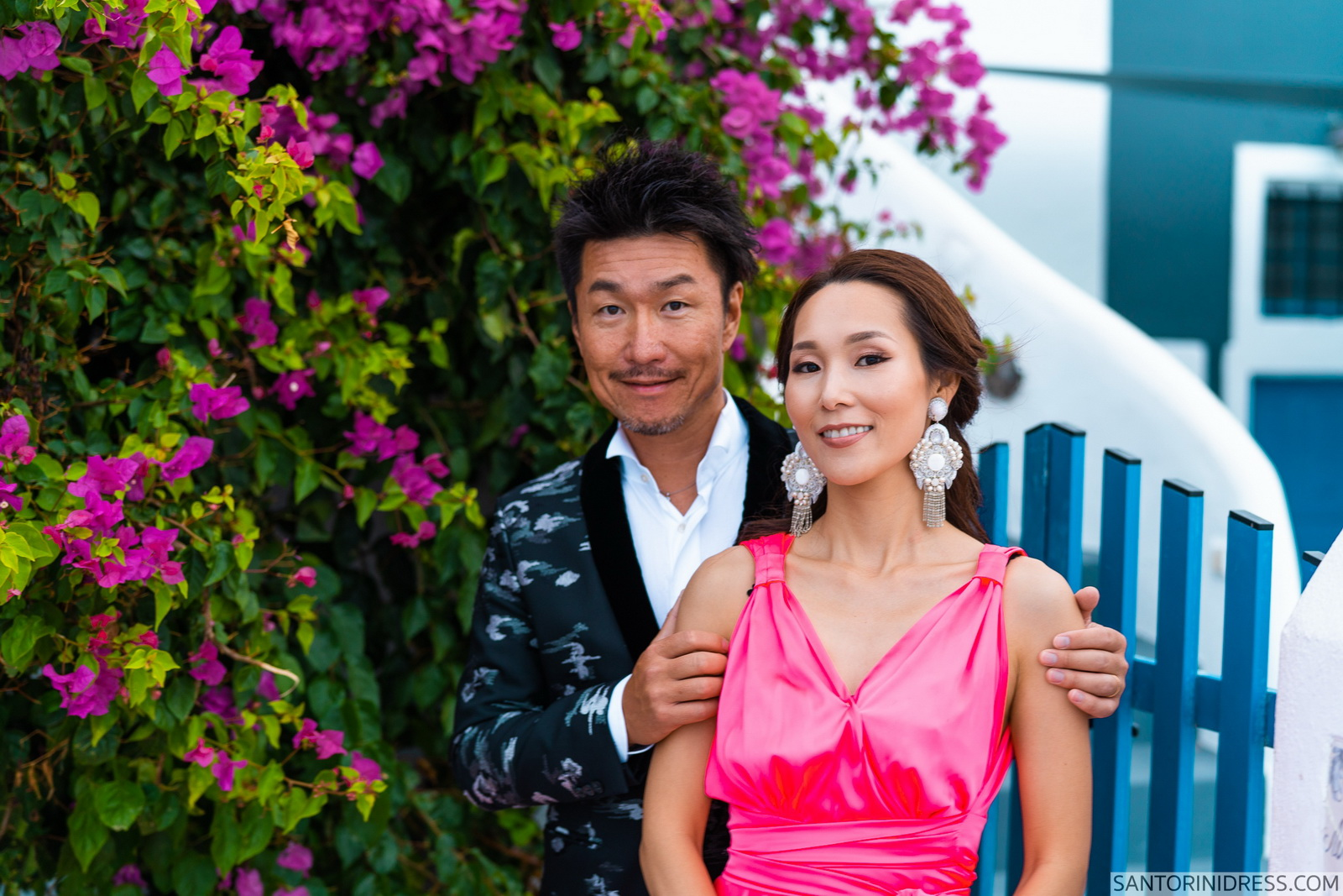 Lu Ning: свадьба на санторини, свадебное агентство Julia Veselova - Фото 6