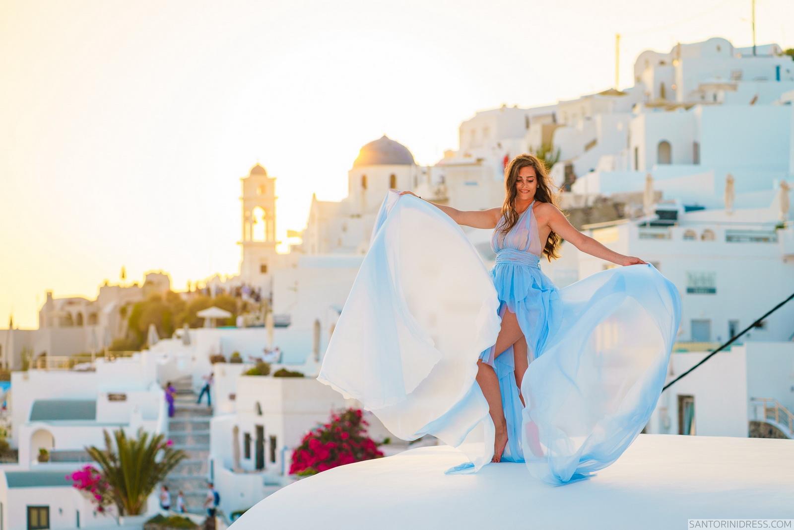 Maria: свадьба на санторини, свадебное агентство Julia Veselova - Фото 5