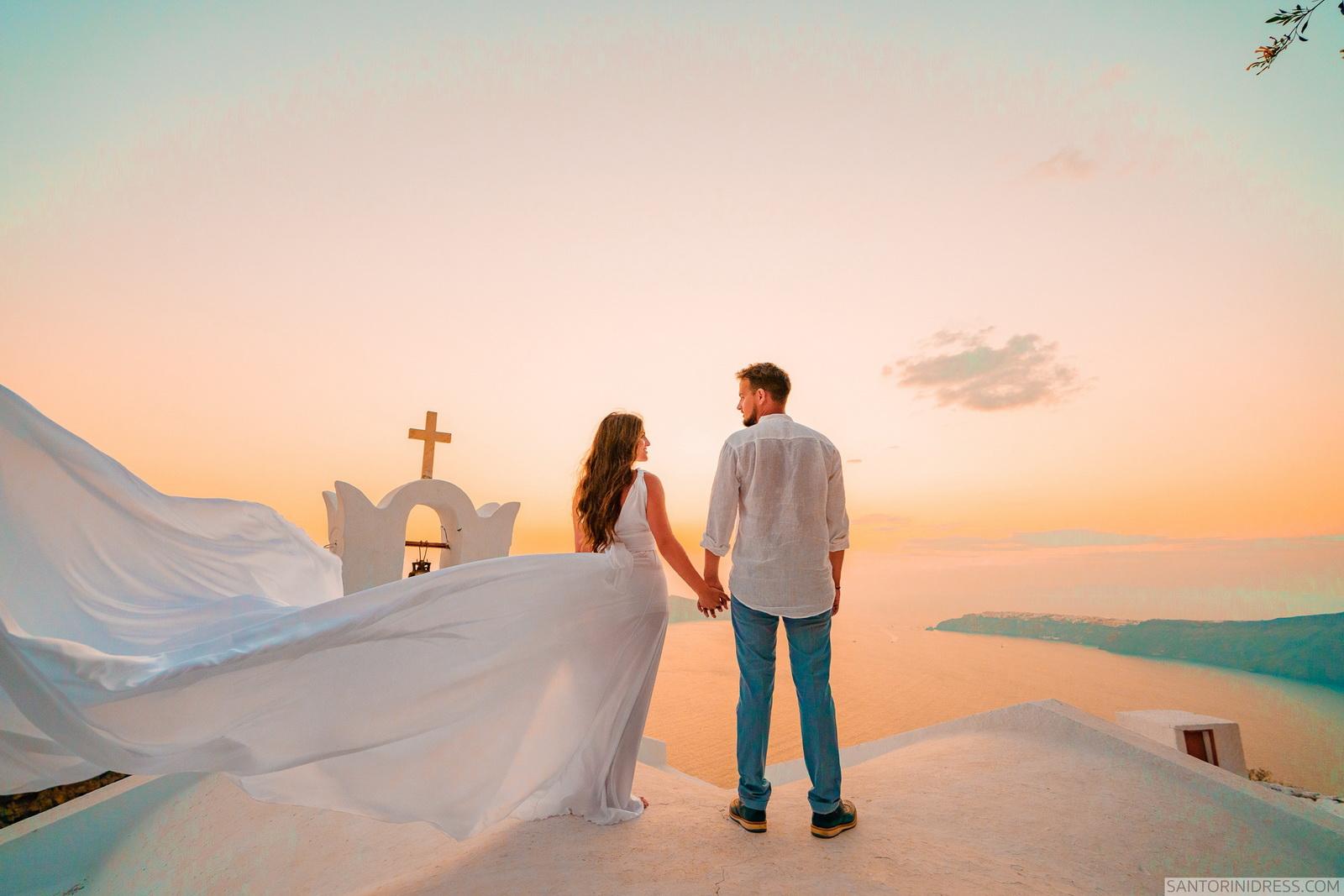 Maria: свадьба на санторини, свадебное агентство Julia Veselova - Фото 7