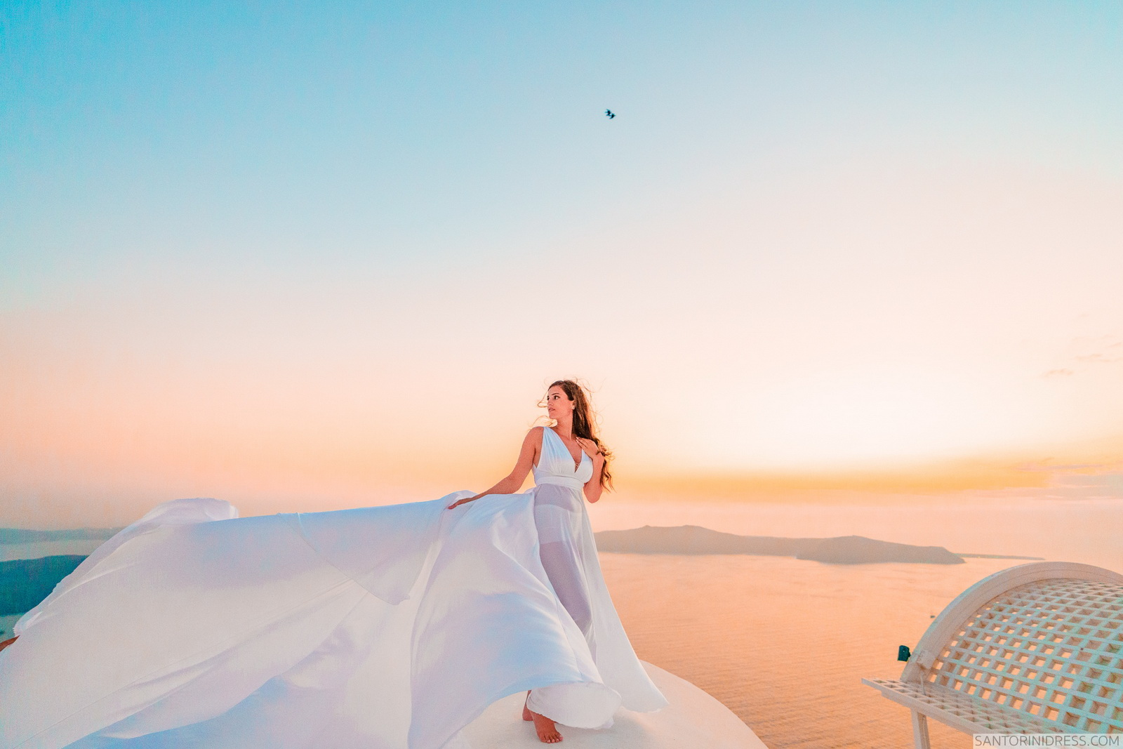 Maria: свадьба на санторини, свадебное агентство Julia Veselova - Фото 8