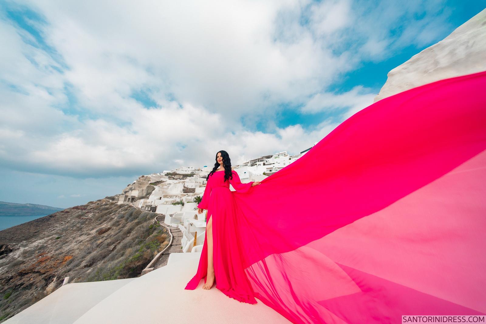 Meredith: свадьба на санторини, свадебное агентство Julia Veselova - Фото 15