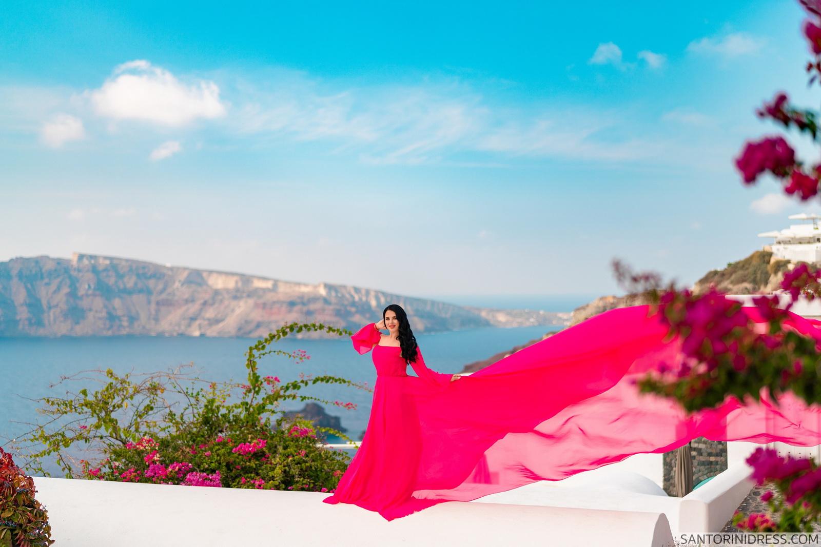 Meredith: свадьба на санторини, свадебное агентство Julia Veselova - Фото 2