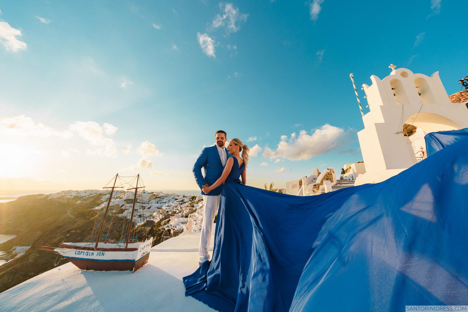 Shawna Bill: свадьба на санторини, свадебное агентство Julia Veselova - Фото 17