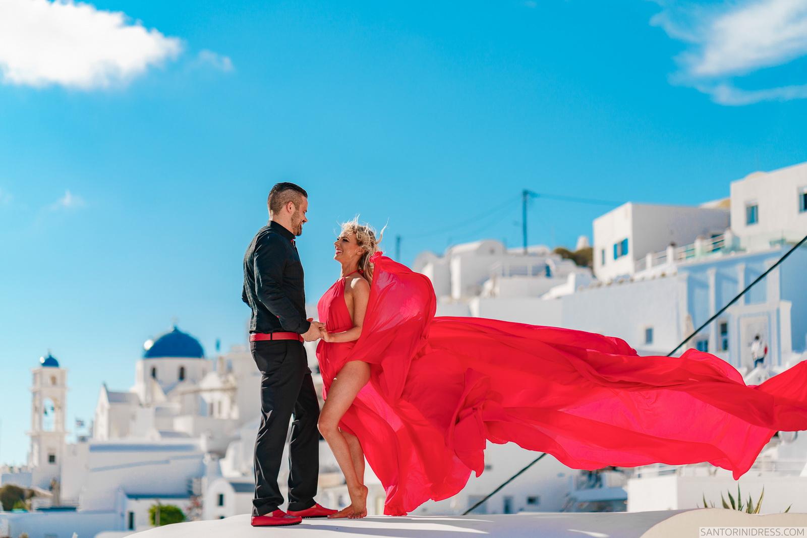Shawna Bill: свадьба на санторини, свадебное агентство Julia Veselova - Фото 2