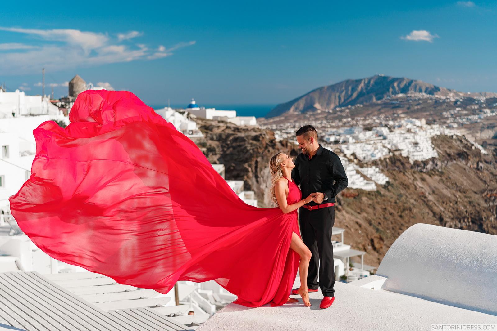 Shawna Bill: свадьба на санторини, свадебное агентство Julia Veselova - Фото 3