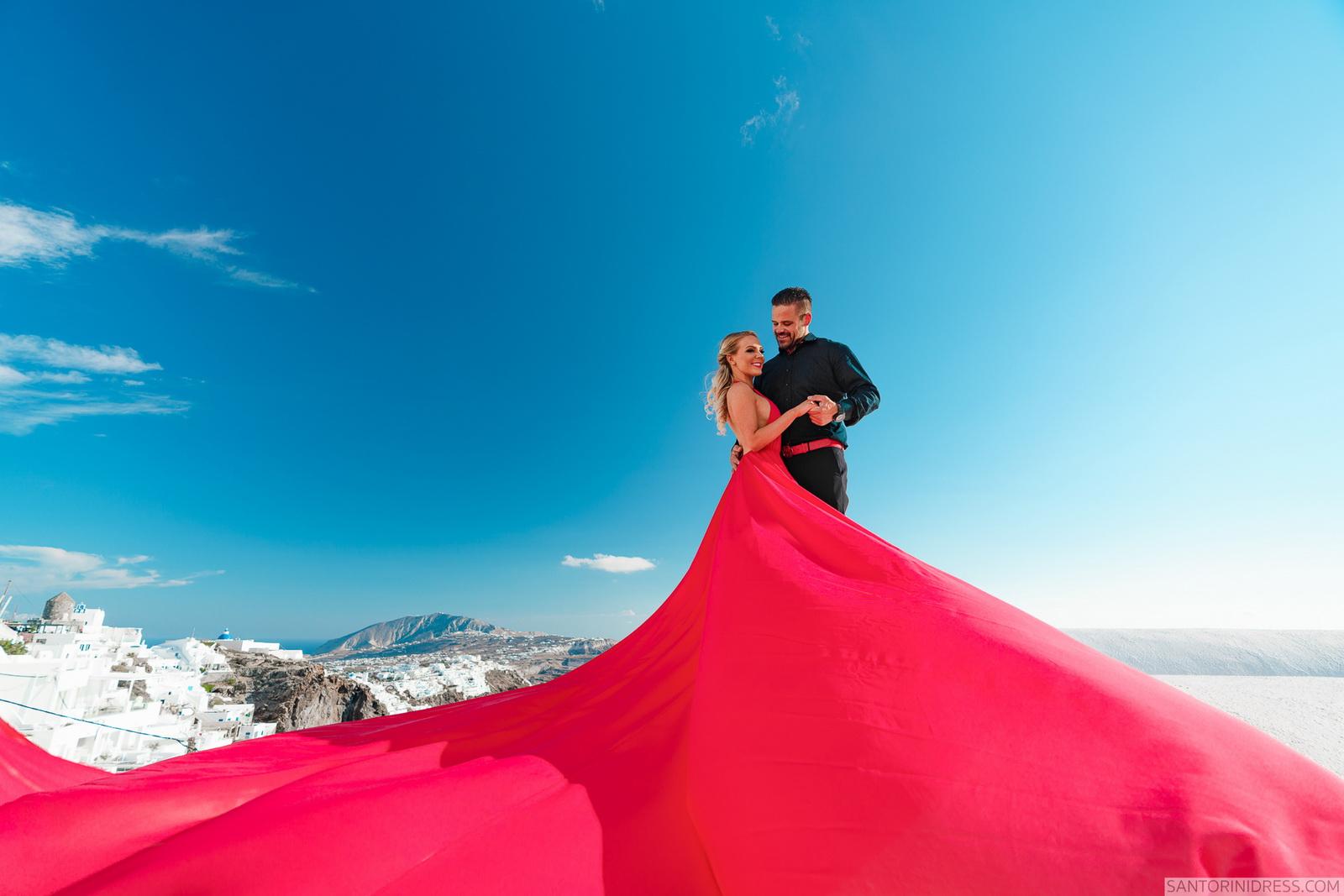Shawna Bill: свадьба на санторини, свадебное агентство Julia Veselova - Фото 5