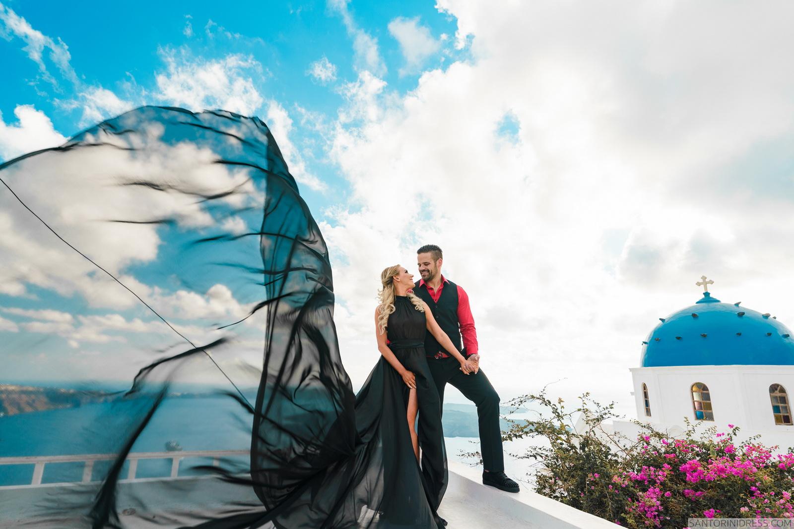 Shawna Bill: свадьба на санторини, свадебное агентство Julia Veselova - Фото 9