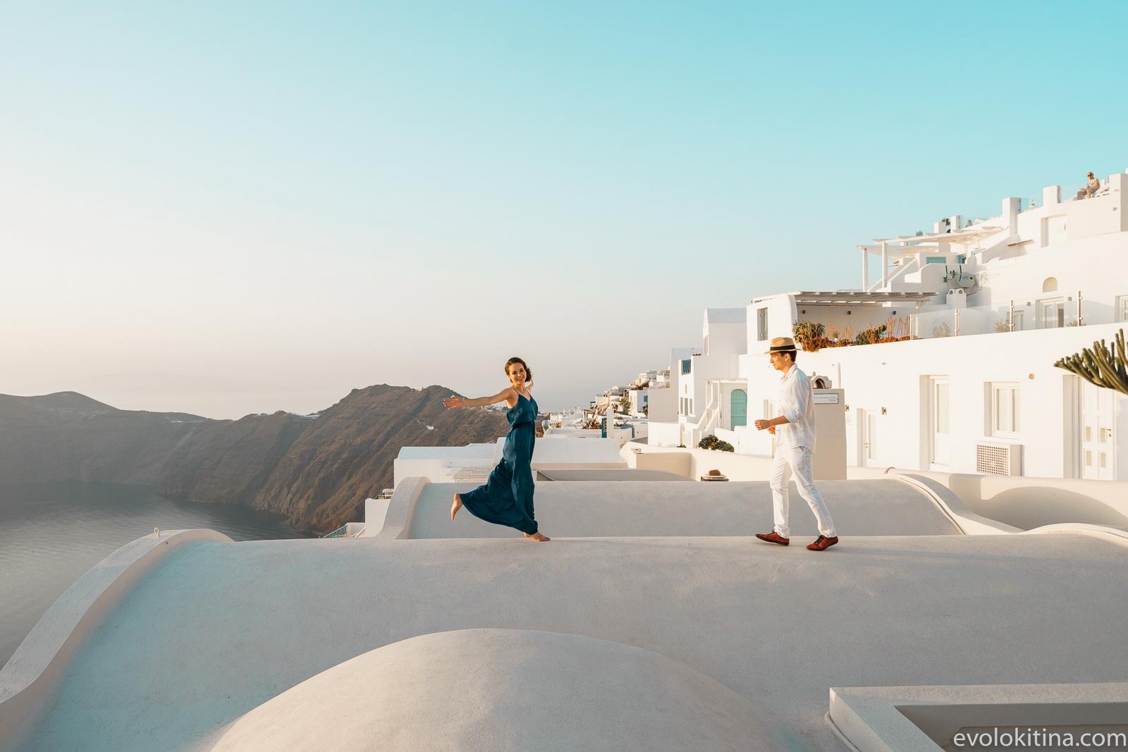 Тимур и Камилла: свадьба на санторини, свадебное агентство Julia Veselova - Фото 15