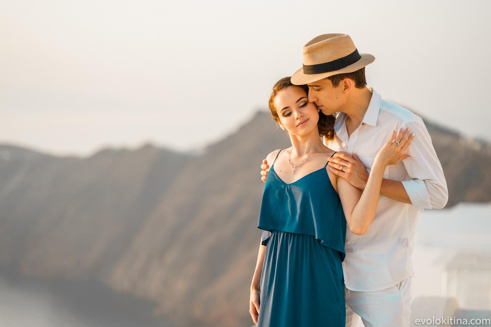 Тимур и Камилла: свадьба на санторини, свадебное агентство Julia Veselova - Фото 17