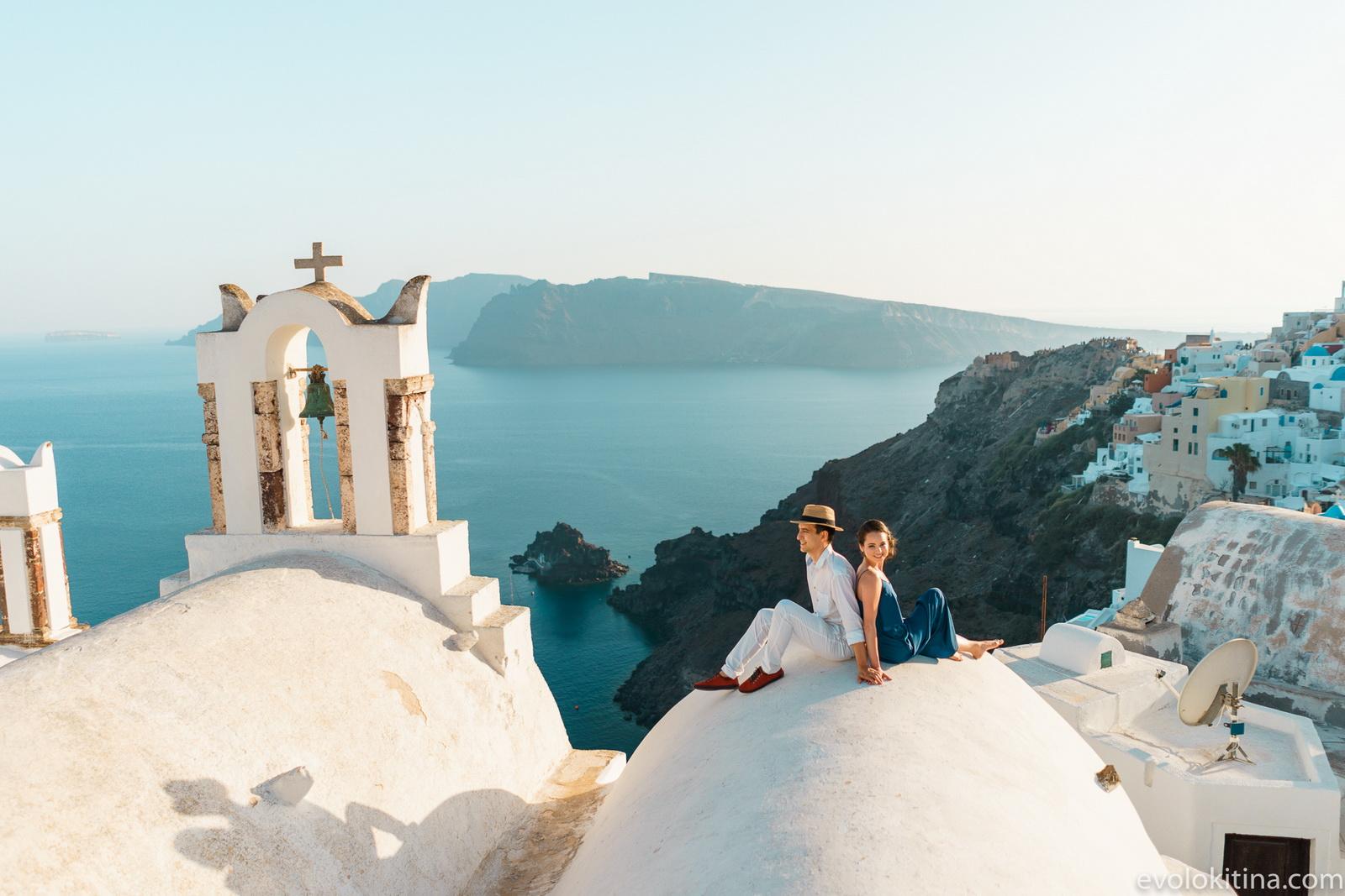 Тимур и Камилла: свадьба на санторини, свадебное агентство Julia Veselova - Фото 3
