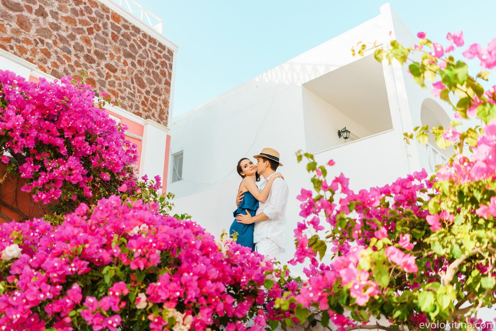 Тимур и Камилла: свадьба на санторини, свадебное агентство Julia Veselova - Фото 5