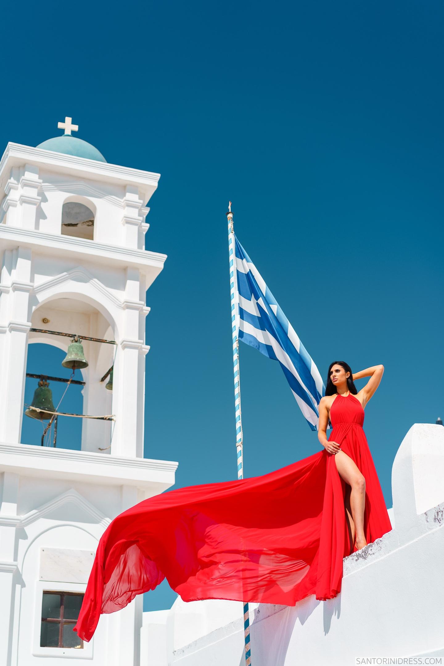 Tony: свадьба на санторини, свадебное агентство Julia Veselova - Фото 2