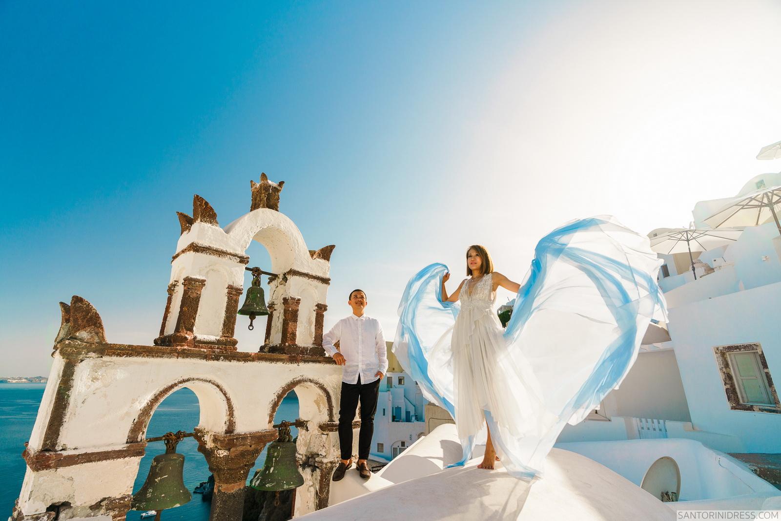 Zac Elizabeth: свадьба на санторини, свадебное агентство Julia Veselova - Фото 20