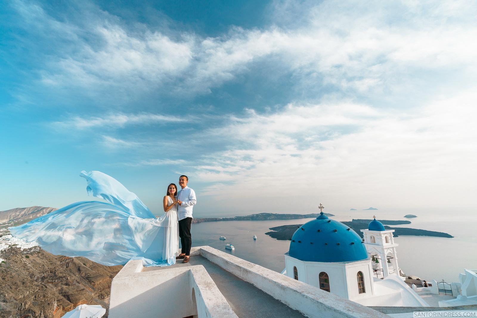 Zac Elizabeth: свадьба на санторини, свадебное агентство Julia Veselova - Фото 23