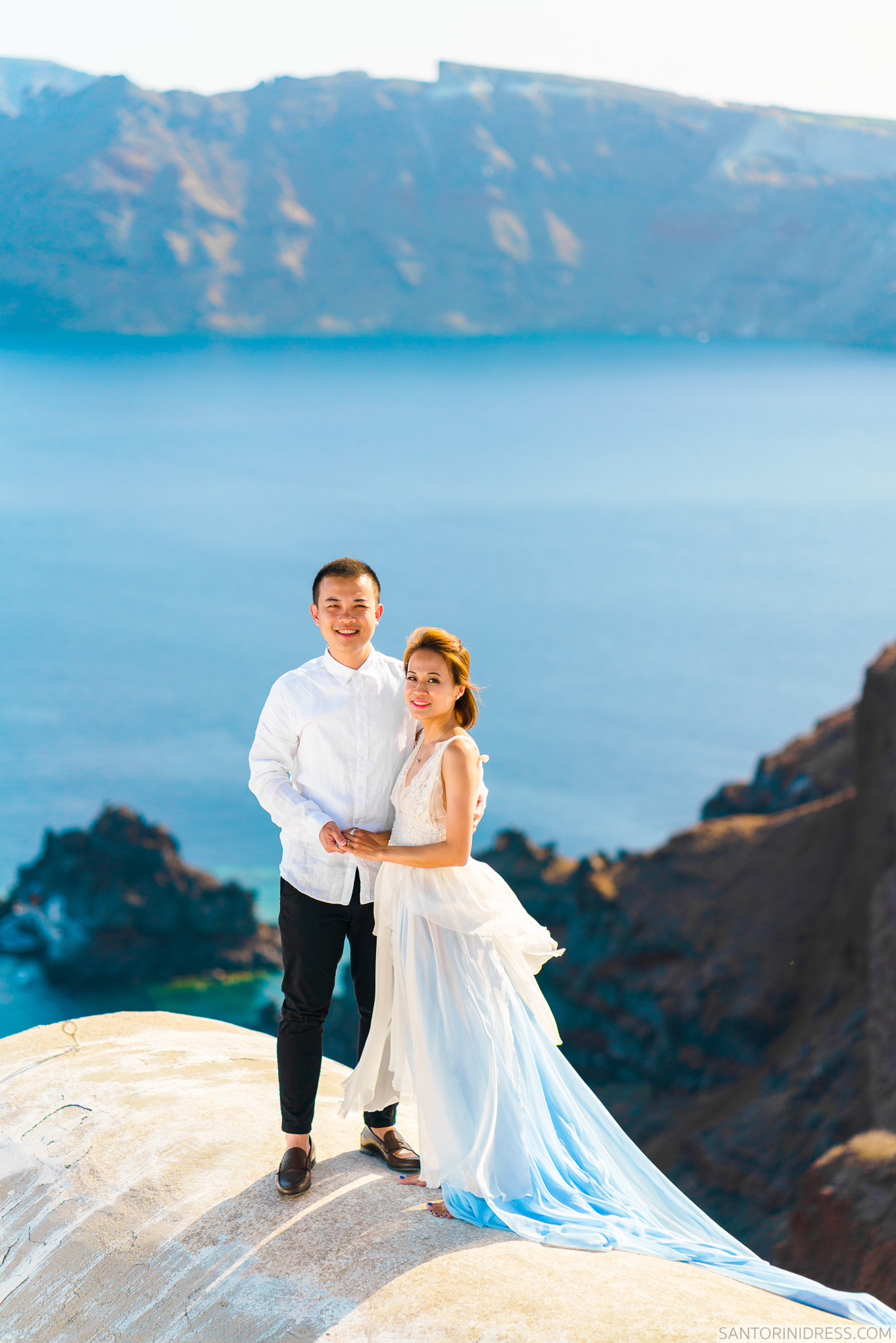 Zac Elizabeth: свадьба на санторини, свадебное агентство Julia Veselova - Фото 5