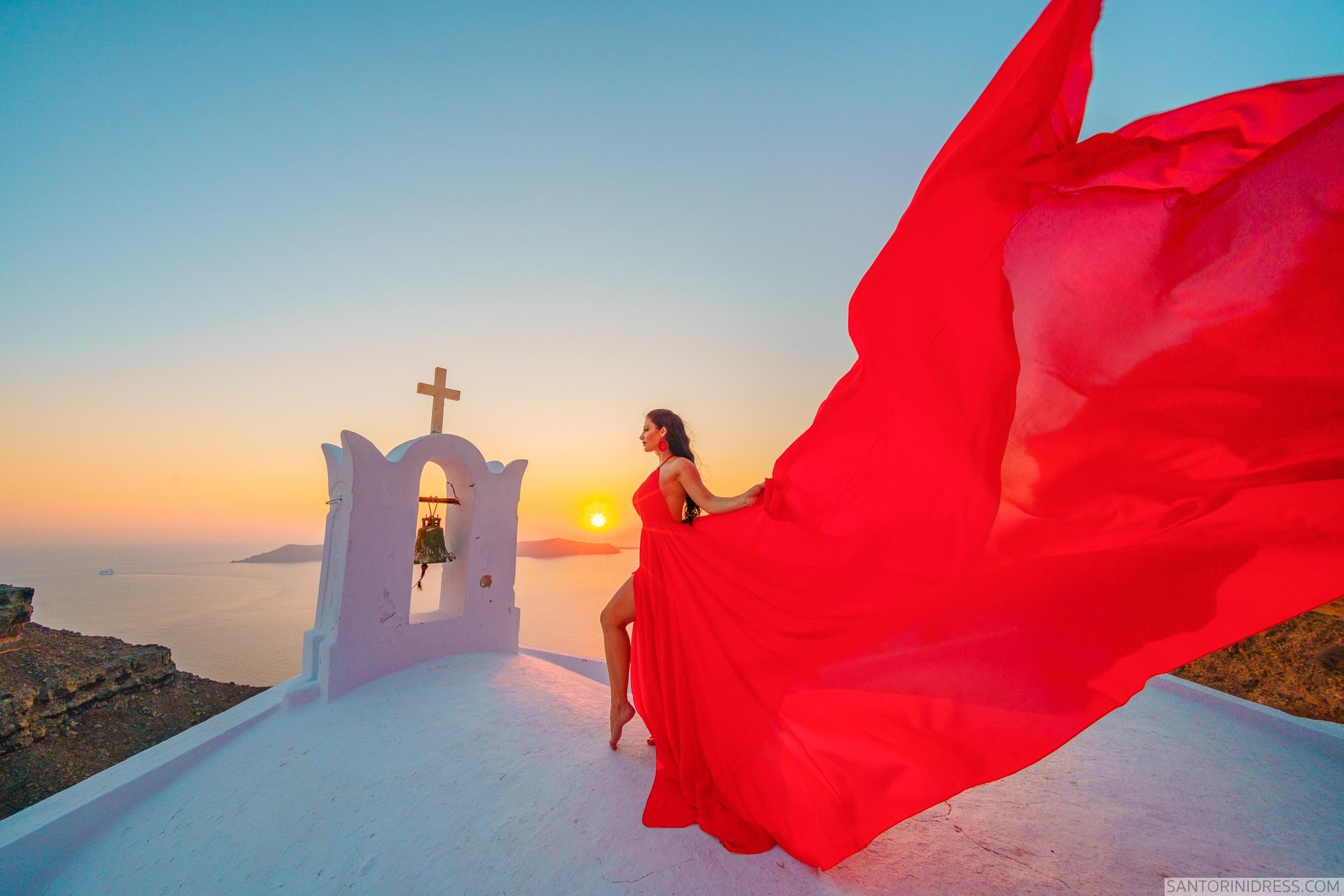 Татьяна и Виталий: свадьба на санторини, свадебное агентство Julia Veselova - Фото 6