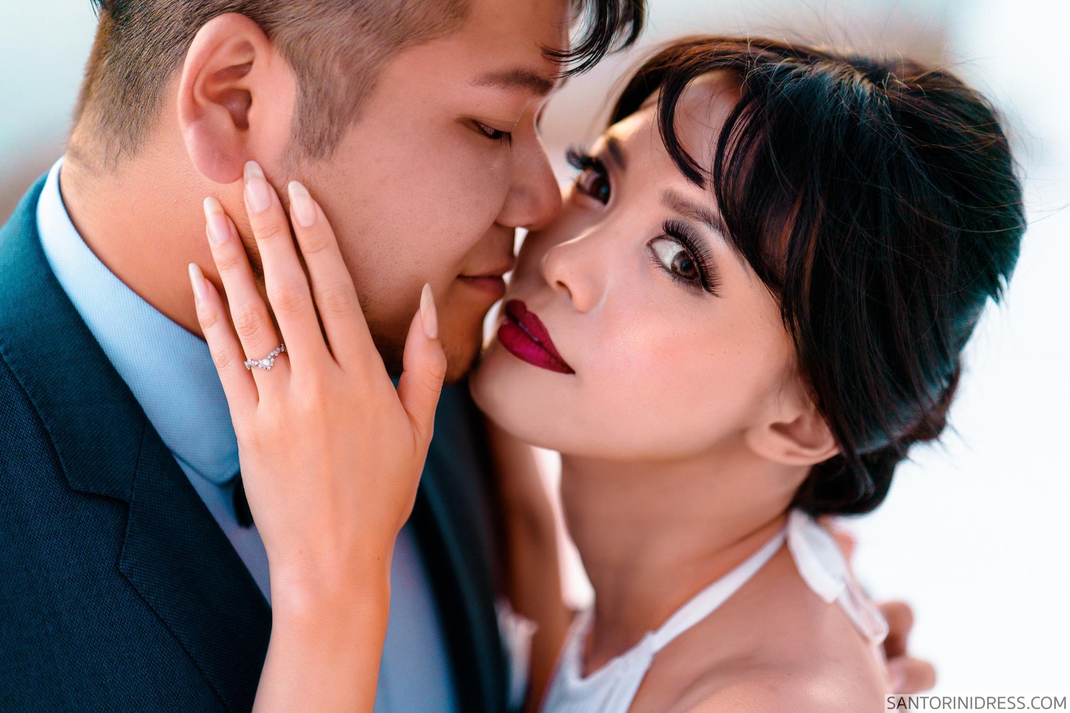 Миу и Чонг: свадьба на санторини, свадебное агентство Julia Veselova - Фото 3