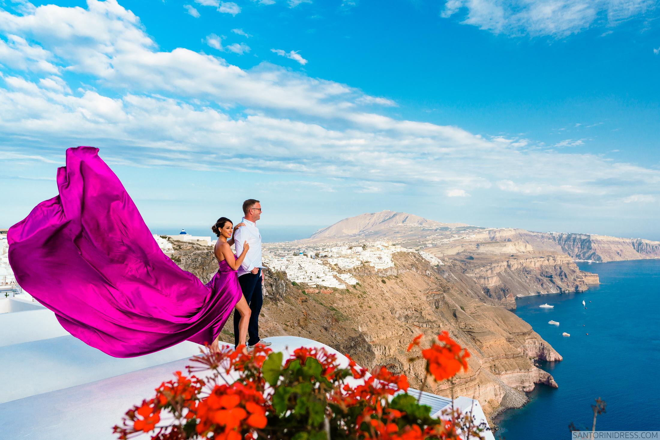 Владимир и Анна: свадьба на санторини, свадебное агентство Julia Veselova - Фото 2