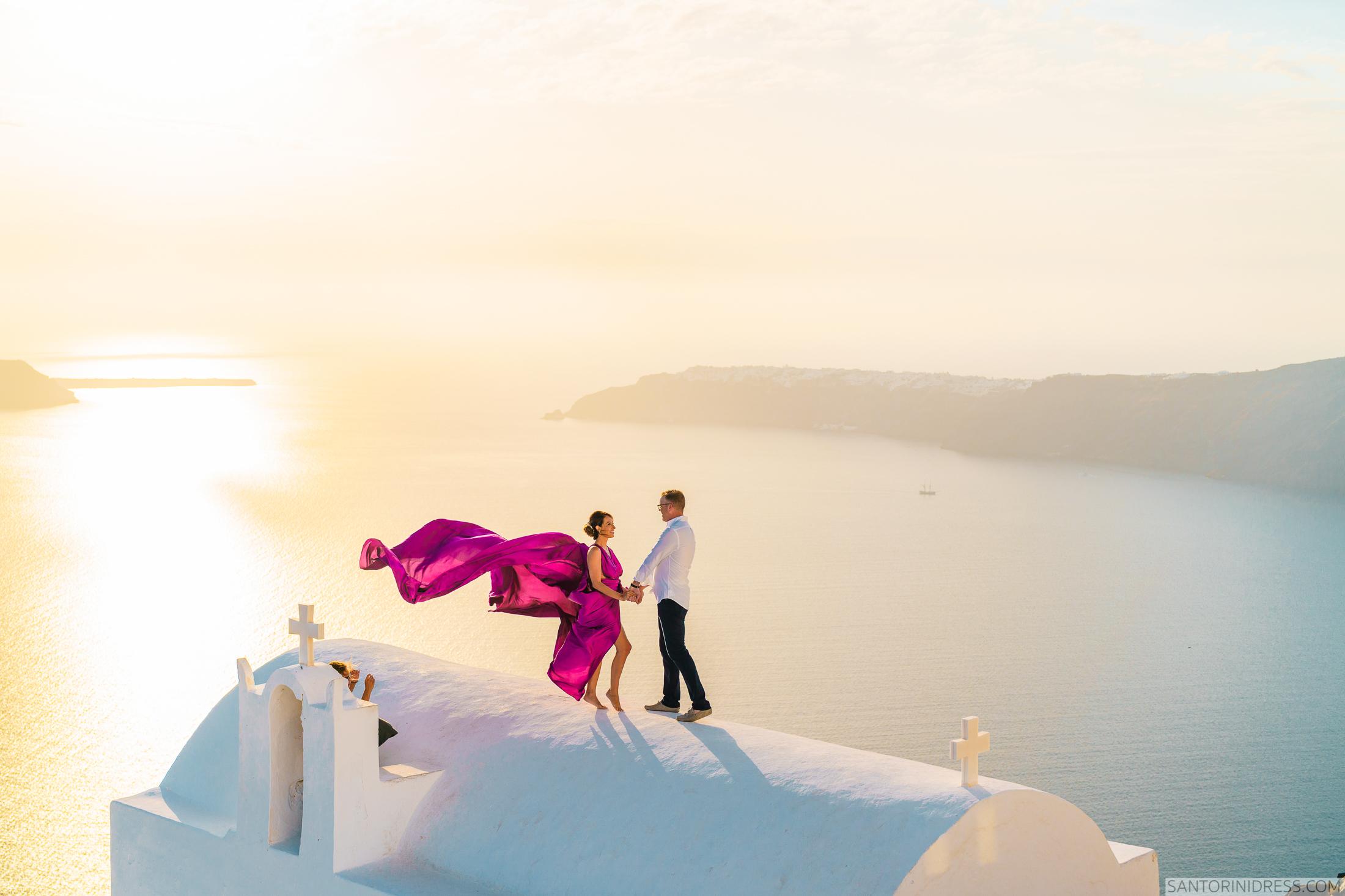 Владимир и Анна: свадьба на санторини, свадебное агентство Julia Veselova - Фото 4