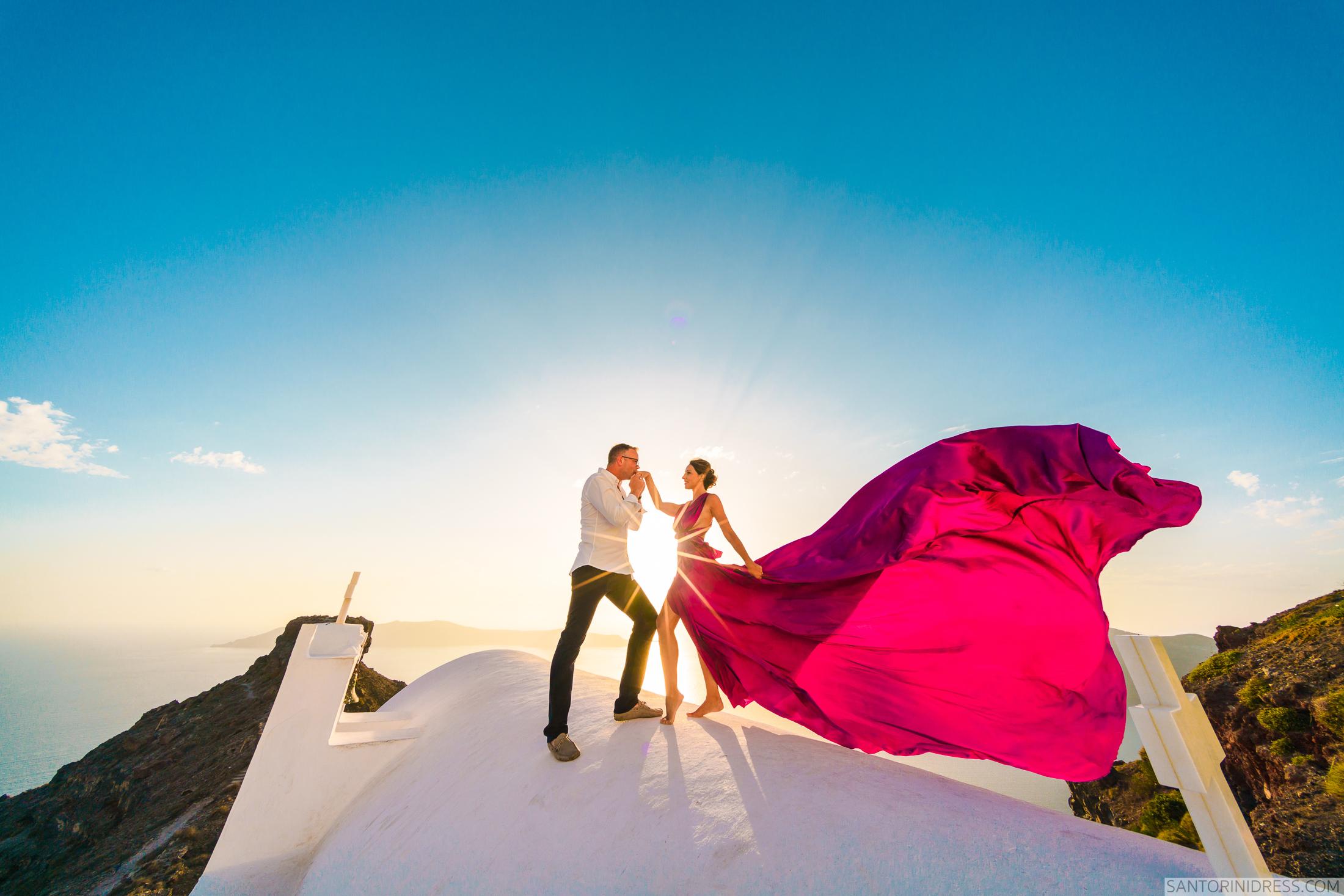 Владимир и Анна: свадьба на санторини, свадебное агентство Julia Veselova - Фото 6