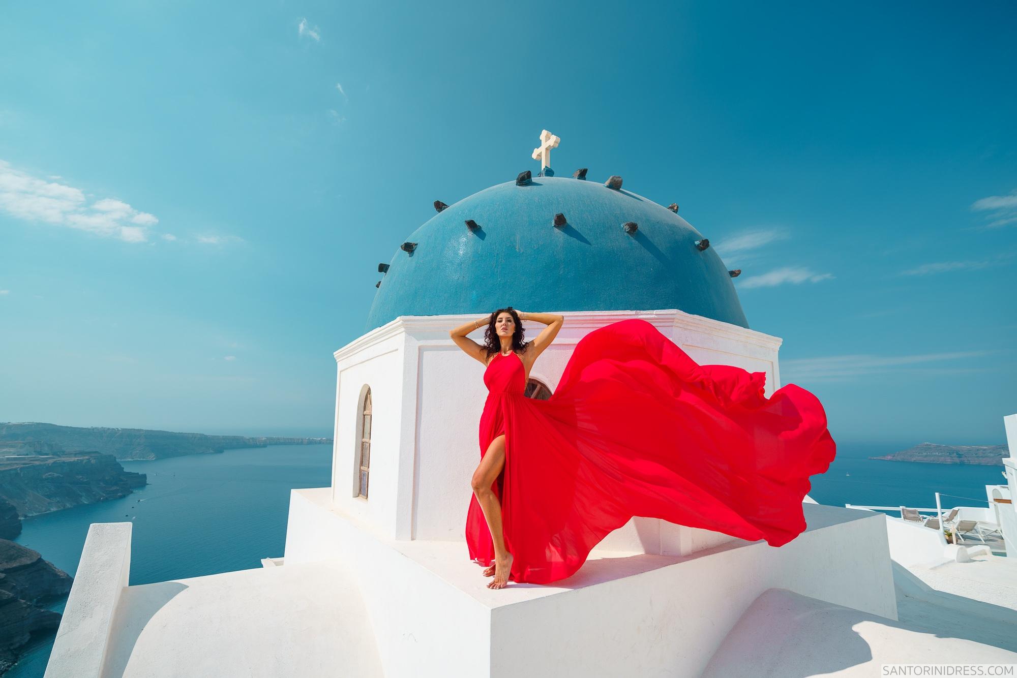 Александра: свадьба на санторини, свадебное агентство Julia Veselova - Фото 2