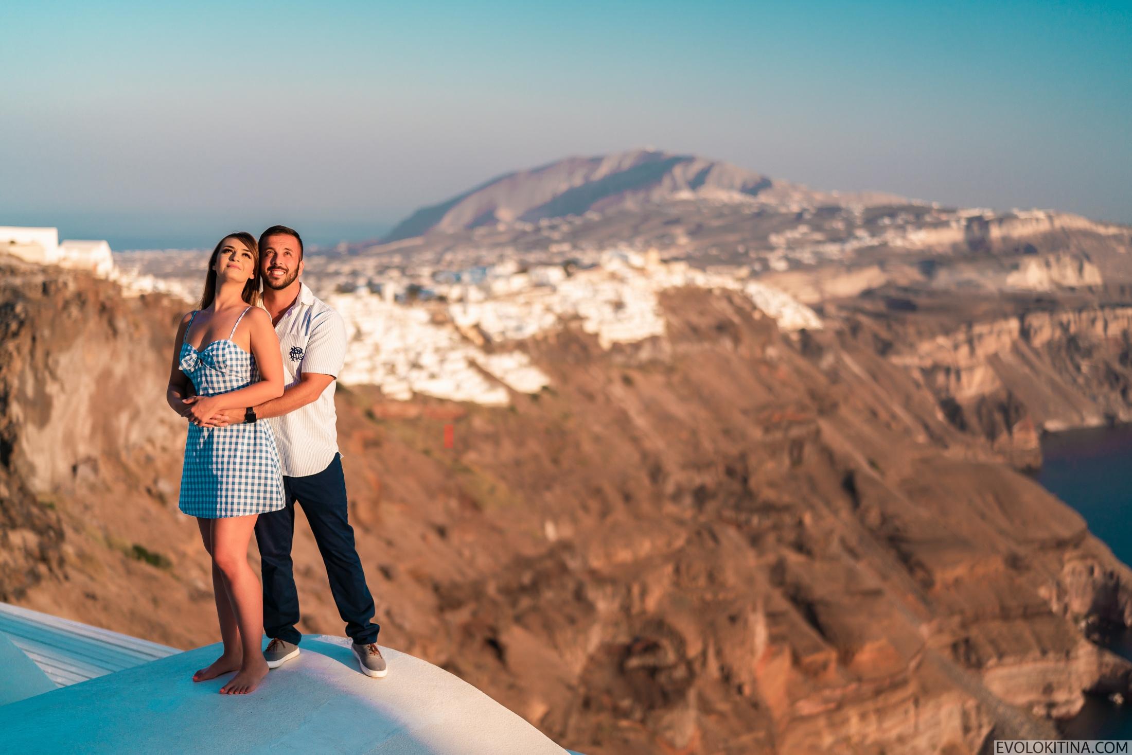 Роуз  и Джордан: свадьба на санторини, свадебное агентство Julia Veselova - Фото 6