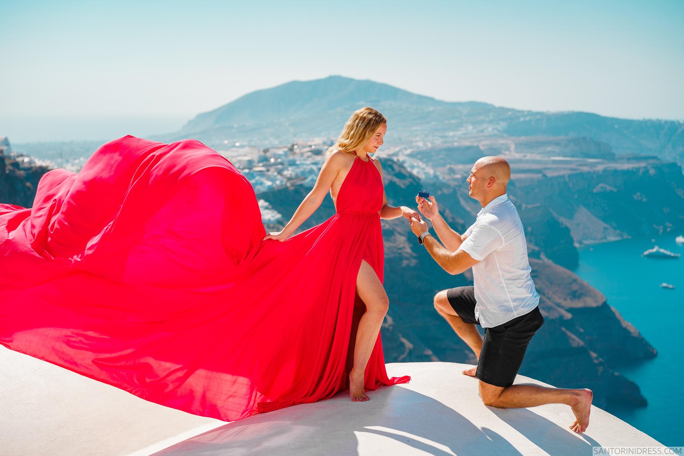 Стаса и Николай: свадьба на санторини, свадебное агентство Julia Veselova - Фото 9