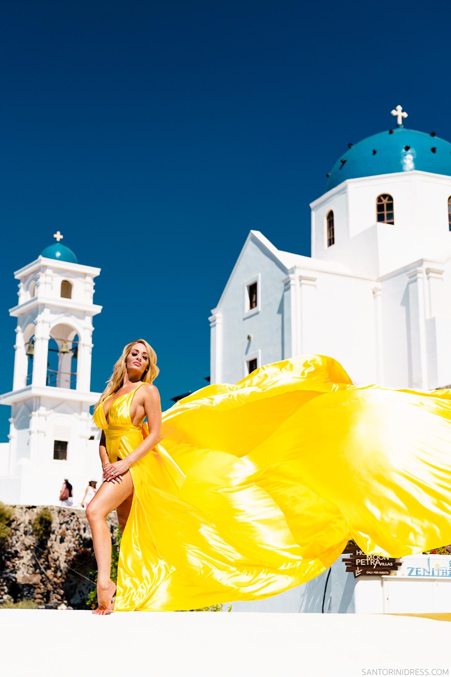Моника: свадьба на санторини, свадебное агентство Julia Veselova - Фото 4