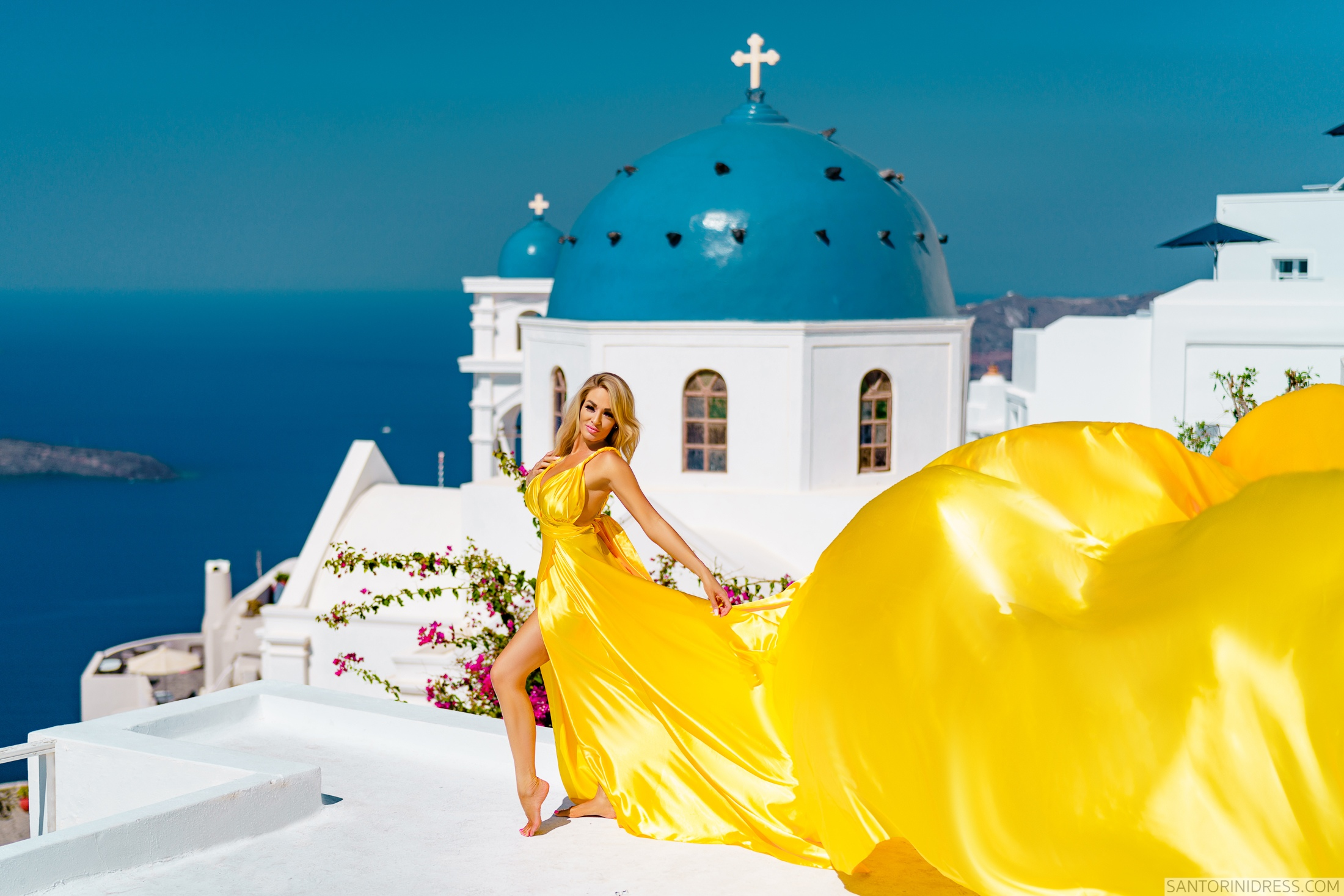 Моника: свадьба на санторини, свадебное агентство Julia Veselova - Фото 6