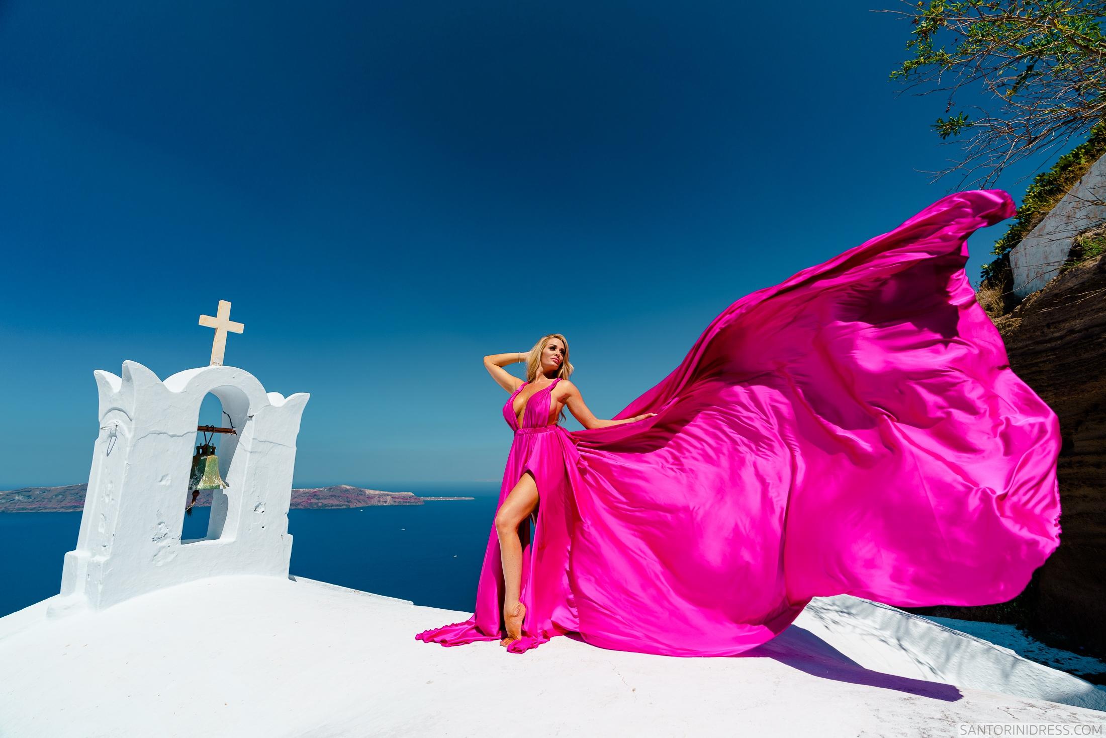 Моника: свадьба на санторини, свадебное агентство Julia Veselova - Фото 7