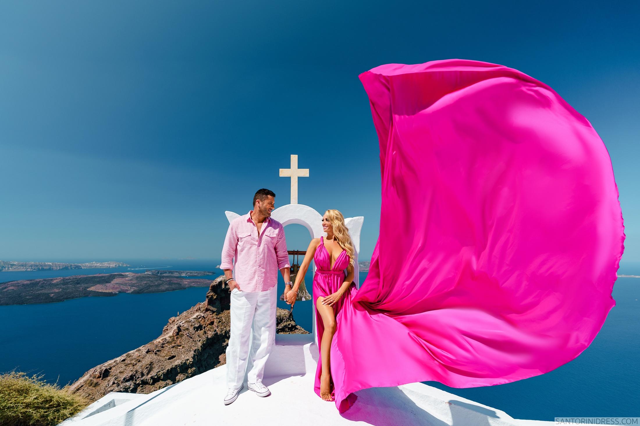 Моника: свадьба на санторини, свадебное агентство Julia Veselova - Фото 10
