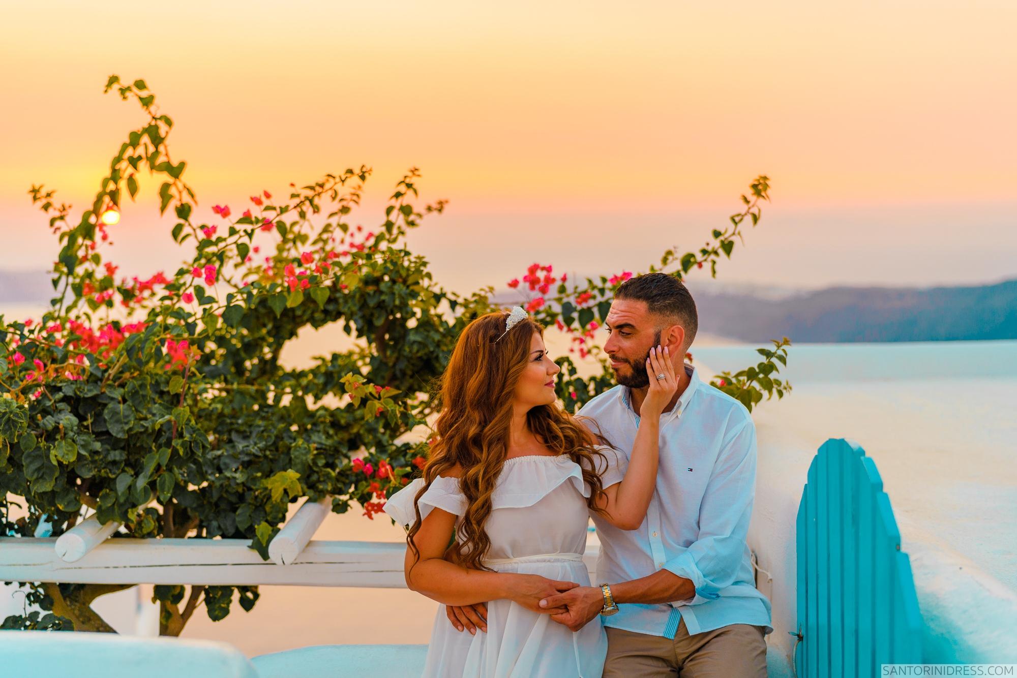 Gary Luci: свадьба на санторини, свадебное агентство Julia Veselova - Фото 7