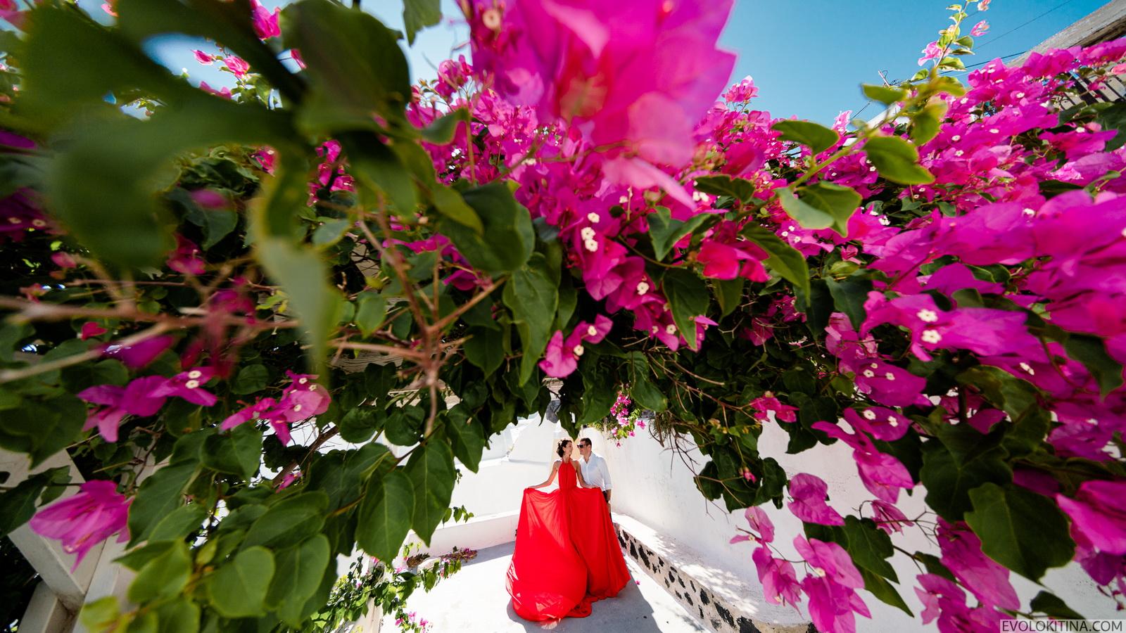 Александра и Роман: свадьба на санторини, свадебное агентство Julia Veselova - Фото 5