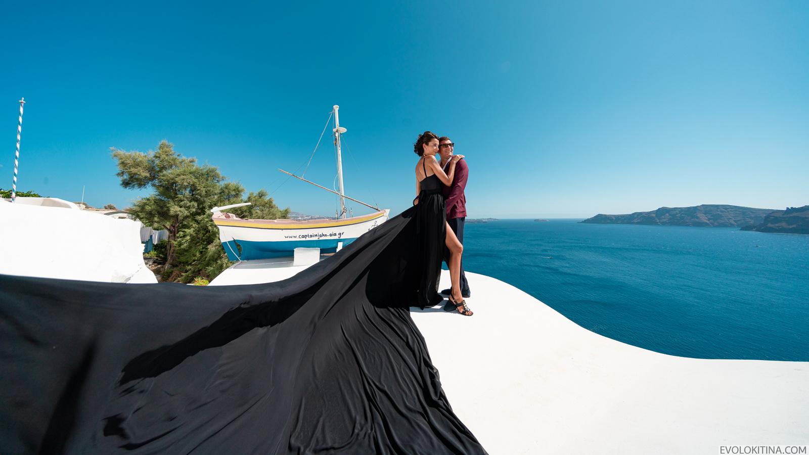 Александра и Роман: свадьба на санторини, свадебное агентство Julia Veselova - Фото 3